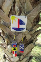 Sail with me Wind Chimes