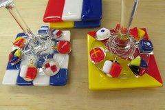 Wine Glass Charms, set of 6