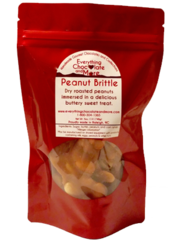 PEANUT BRITTLE (5oz.)