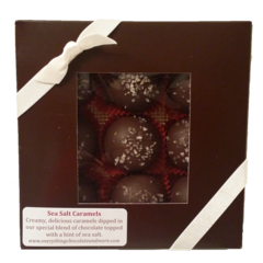 SEA SALT CARAMELS (9pc.)