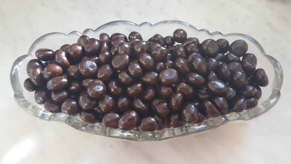 Chocolate Expresso beans (1/4 lb)