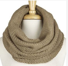 Infinity Scarf-Taupe