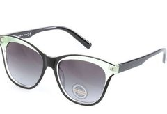 CatEye Green/Black Sunglasses