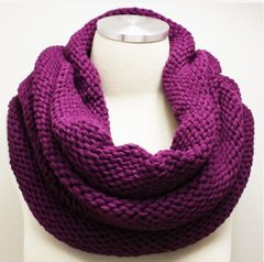 Infinity Scarf-Purple