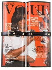 Strike A Pose Michelle Obama Clutch