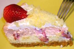 Strawberry Shortcake Mini Cheesecake (1 Dozen)