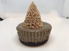 Crazy Chocolate Mini Cheesecake (1 Dozen)