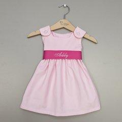 Little Girl's Corduroy Sash Dresses
