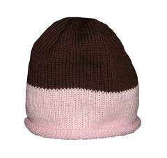 Half and Half Roll Cotton Hat
