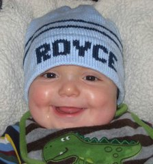 Personalized Baby Name Hat
