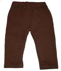 Pull On Knit Baby Leggings