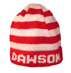 Bold Stripes Name Hat for Baby