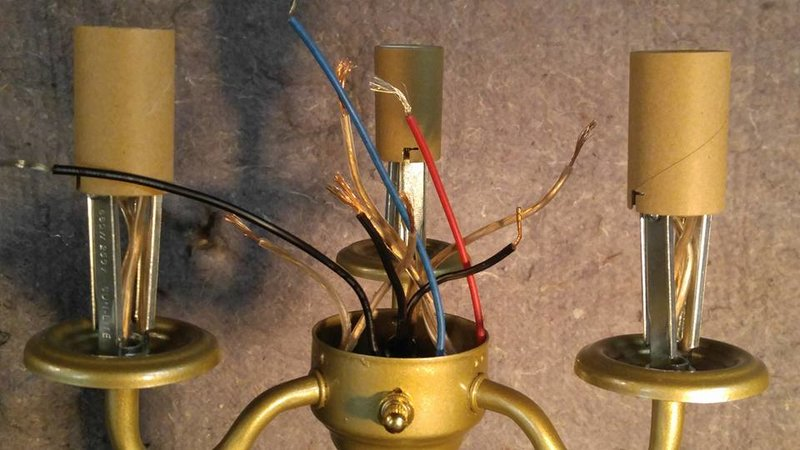 Lamp Rewiring Kits | Lighting Supplies, Candle Covers ...