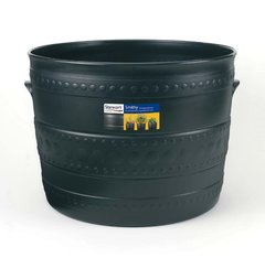 Stewart Garden Planter Plant Pot Plastic Smithy Patio Tub Growing Container 35cm
