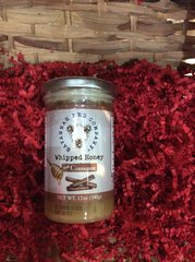 Whipped Honey with Cinnamon