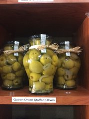 Queen Onion Stuffed Olives (20oz)