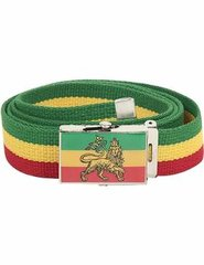 RASTA LION BELT