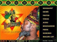 Ras Danny Reggae All Stars