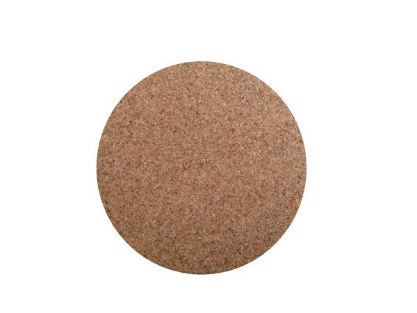 Hand Cut Cork Circles - 235mm Diameter - Various Thicknesses