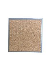 Adhesive Coaster Cork Sheet - 100mm x 100mm - 1mm Thick - 100 Sheets