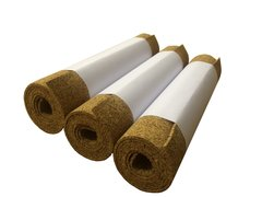Cork Rolls - 1 Meter x 195mm - 3mm Thick - Pack of 3