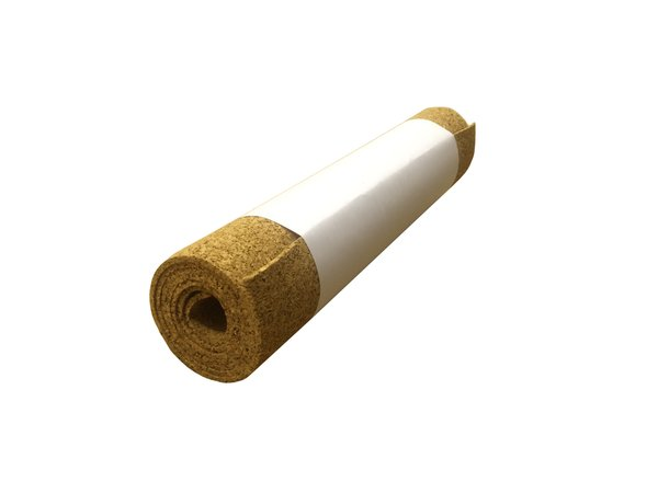 Cork Rolls - 1 Meter x 300mm - 1.5mm Thick - Pack of 12