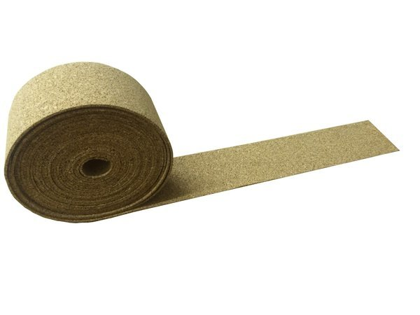 Cork Roll - 10 Meter x 400mm - Various Thicknesses