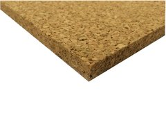 Self Adhesive Natural Cork Wall Tiles - 440 mm x 305 mm - 10 mm Thick