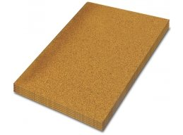 Large Cork Sheet - 940mm x 630mm - Pack of 2