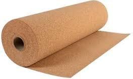 Large Cork Roll - 4 Meter x 1.22 Meter - Various Thicknesses