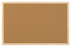 Framed Cork Notice Board - 1200mm x 900mm