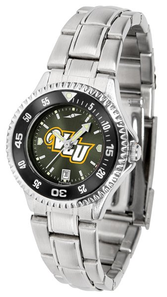 VCU Ladies' Steel Competitor AnoChrome - Color bezel