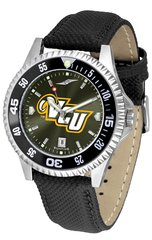 VCU Men's Leather Competitor AnoChrome - color bezel