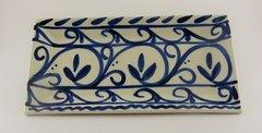 Hand painted Spanish Platter (Retro)