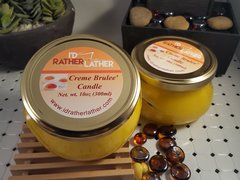 Creme' Brulee Candle