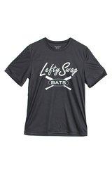 Bats in Black Dri-Fit T-Shirt