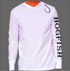 Hogfish Hoodie Long Sleeve UPF 50 Sun Protection