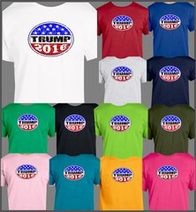 Donald Trump for President 2016 t shirt, GOP candidate Vote for Trump