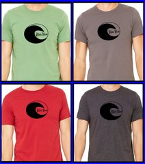 Wave Wear Brand T shirts, Made in the USA 100% cotton ringspun combed cotton tee
