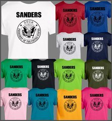 Bernie Sanders for President 2016 elections Democratic party candidate