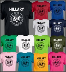 Hillary Clinton for President 2016 elections Democratic party candidate