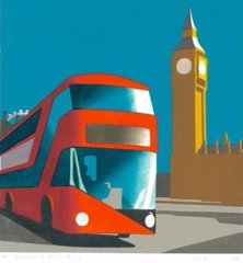 PAUL CATHERALL: ROUTEMASTER AT PARLIAMENT SQUARE