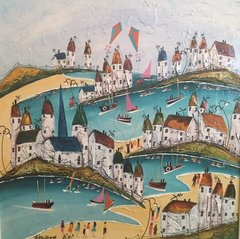 ROZANNE BELL : THE HARBOUR