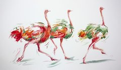 ANNABEL POPE : DANCING TRIO
