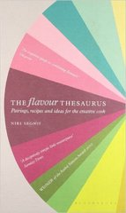 Niki Segnit: The Flavour Thesaurus
