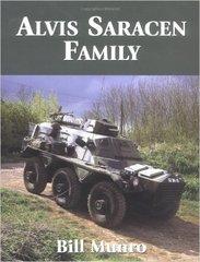 Bill Munro: Alvis Saracen Family
