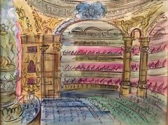 'The Opera' by Raoul Dufy, Limited Edition Lithograph