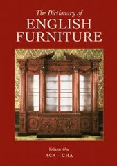 THE DICTIONARY OF ENGLISH FURNITURE (REVISED EDITION, THREE VOLUMES)