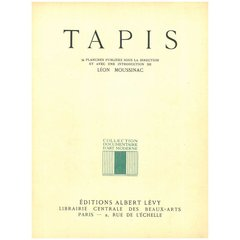 Tapis, Presentes Par Leon Moussinac