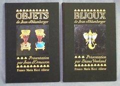 Franco Maria Ricci : Bijoux de Jean Schlumberger et Objets de Jean Schlumberger (OUT OF PRINT/SCARCE)